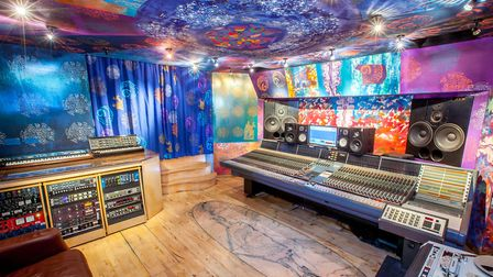 Studio 1 at Strongroom. Picture: Mike Banks