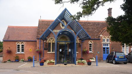 All Hallows Hospital at Ditchingham. Picture: DENISE BRADLEY