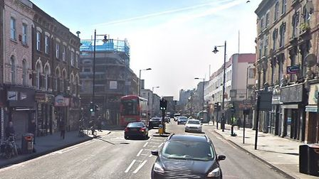 Club No 8 wanted a licence to operate in Stoke Newington Road. Picture: Google Street View