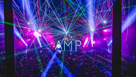 AMP London runs between March 27 and 30 in a number of east London venues. Picture: Justin De Souza.
