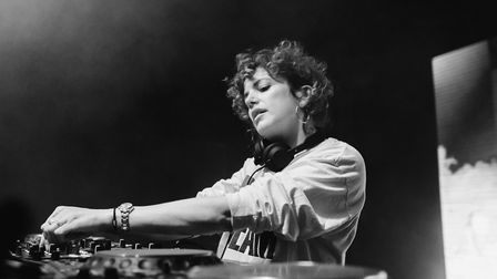 Annie Mac has curated the line-ups for the first AMP London. Picture: PhotographybyKyle.
