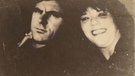 Anthony Newley and Sue Selfe