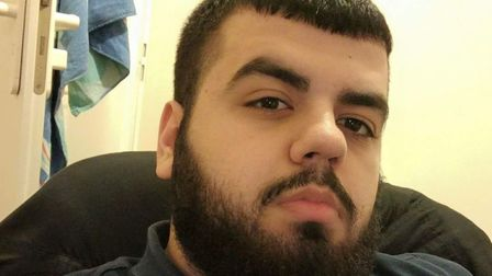 Kaan Aslan who was brutally chased down in the street and stabbed in his heart. Picture: Met Police