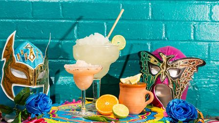 Queen of Hoxton's new rooftop theme has been announced - Las Mexicanas opens on May 2. Picture: Moth