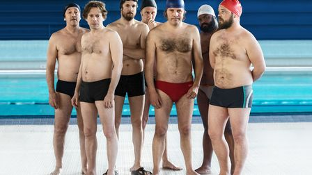 Le Grand Bain is one of French cinema's biggest hits of the year, while English version Swimming Wi