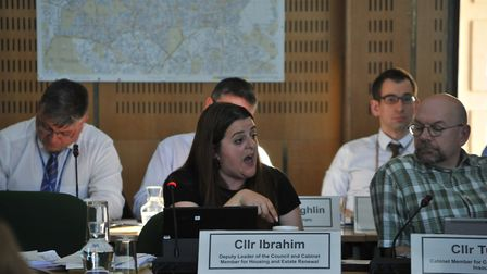 """Cllr Emina Ibrahim warned that right to buy in England is """"letting people down who desperately need"""
