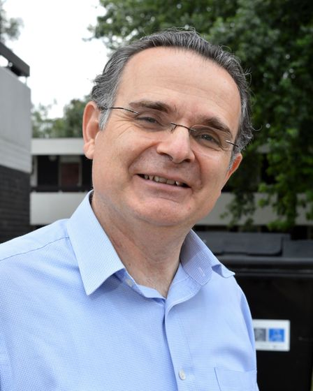 Camden's Cllr Meric Apak called on the government to reform the rules around use of receipts. Pictur