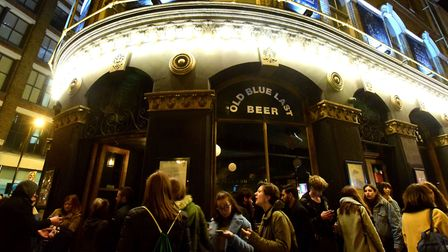 Campaigners say Shoreditch's nightlife will become worse under the policy. Picture: Polly Hancock