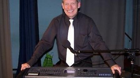 Jon Smith, who will perform at Lowestoft Organ and Keyboard Club's next concert on May 8 at the Park