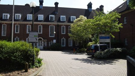 Queen Mary's Nursing Home. Picture: Ken Mears
