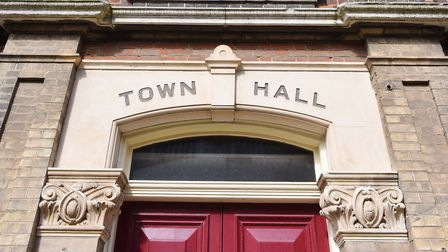 Lowestoft Town Hall. Picture: Archant library.