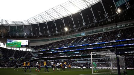 Tottenham Hotspur Stadium played host to the Under-18 Premier League clash between Spurs and Southam