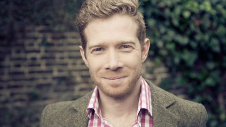 Gaspard The Fox had such a profound on newsreader Zeb Soanes' life that he decided to write a series