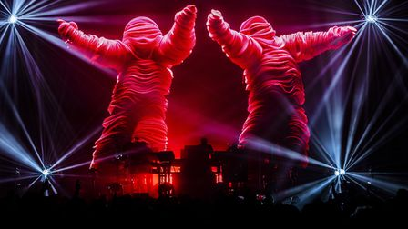 Electric duo the Chemical Brothers will be headlining the main stage on Friday May 24. Photo: Ca