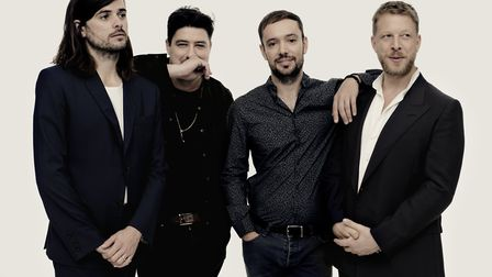 Mumford and Sons will be headlining on Saturday June 1. Photo: Alistair Taylor-Young