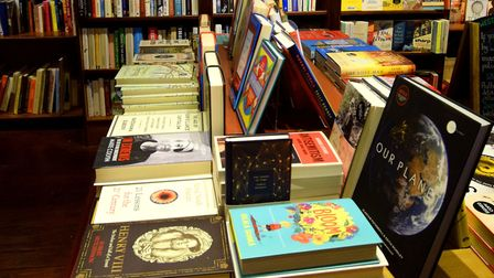 West End Lane Books - interior. Picture: Polly Hancock