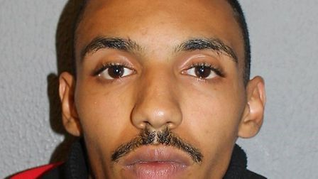 Cayle Lynch was jailed for seven years. Picture: Met Police