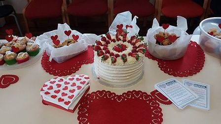 The Can-cervive cancer support group celebrated their three-year anniversary. Picture: Courtesy of J