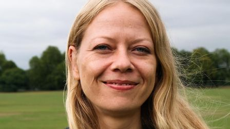 Sian Berry is calling for a ban on chemical pesticides in Camden.
