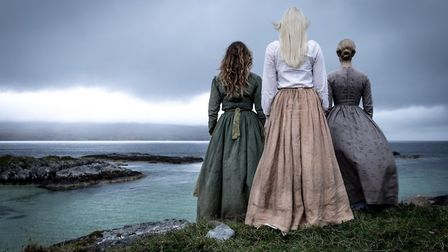 Stills from The Isle by Fizz and Ginger films