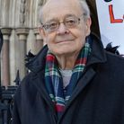 Rev Paul Nicolson outside the Royal Courts of Justice on 24.02.16 .Polly Hancock
