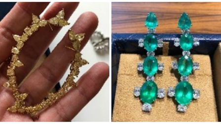 Expensive jewellery was stolen from a St John's Wood home. Picture: Met Police