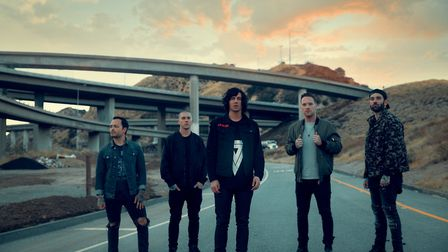 Sleeping With Sirens are likely to play songs from their latest album at All Points East.