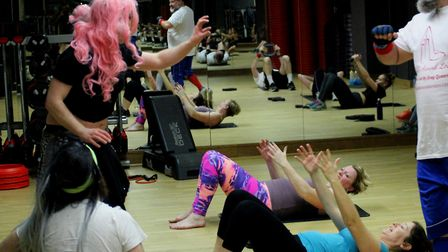 One-hour classes will run every first and third Wednesday at Fit This. Picture: Pank Sethi Photograp
