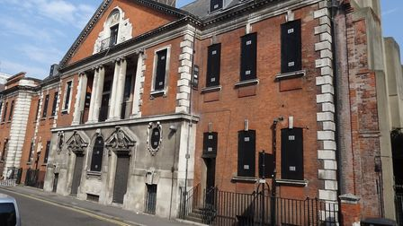 Haggerston Baths will not longer be used for public recreation.