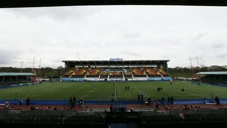 Allianz Park, the home of Saracens (pic: Paul Harding/PA)