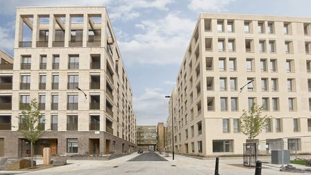 The flagship King's Crescent Estate will see 28 homes converted to council housing. Picture: James E