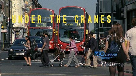 Under The Cranes premiered at The Rio Cinema eight years ago. Picture: Emma-Louise Williams.