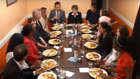 MP Diane Abbott and Tory politician Andrew Boff take part in a WORLDwrite discussion with Spiked edi