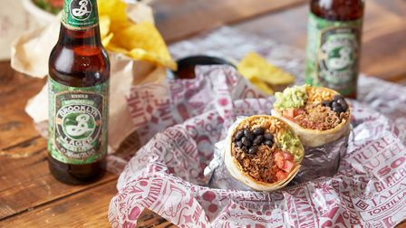 Brooklyn Brewery has teamed up with Mexican chain Tortilla. Its craft beer is now incorporated into