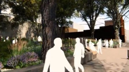 Council plans to revamp Fairchild's Garden are out for consulation