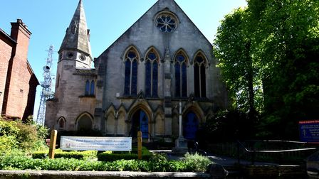 Highgate United Reform Church. Picture: Polly Hancock