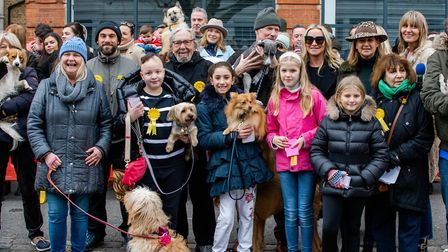 Last year's Primrose Hill Dog Show. Picture: RLGPhoto