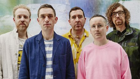 Hot Chip play All Points East on Friday, May 24. Picture: Ronald Dick.