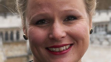 Hampstead Heath Committee chairman Karina Dostalova, wants waste reduced and more recycling.
