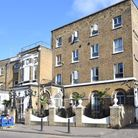 The Shuttleworth Hotel in Well Street, Hackney. Picture: Polly Hancock