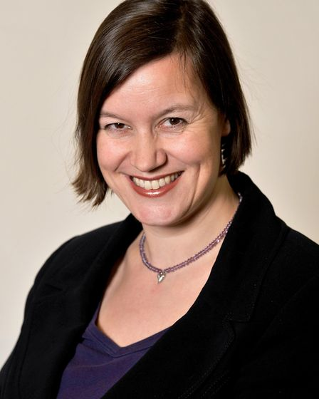 Meg Hillier, MP for Hackney South and Shoreditch.