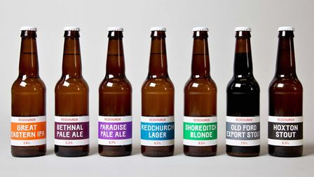 Redchurch will be offering a selection of locally-brewed larger and ale