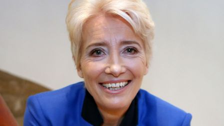 Dame Emma Thompson Picture: PA