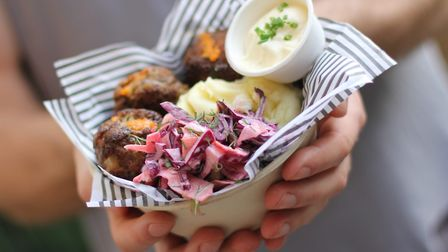 Another of Feast It's top picks for the festival is Melter Meatballs. Picture: Feast It.