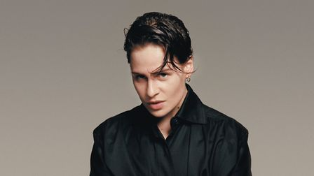 Christine and the Queens will take to the stage on Sunday May 26