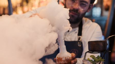 Theatrical cocktails are coming to City Road courtesy of The Alchemist. Picture: @food_feels.