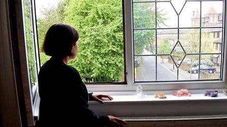 This woman told the Gazette she is subjected to noise and anti-social behaviour every day in her hom