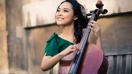 Cellist Catherine Lee plays this year's Proms at St Jude's in Hampstead Garden Suburb