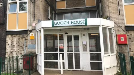 Some residents from Gooch House were rescued by some modest young men.