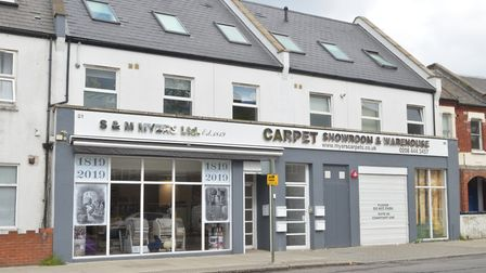 Myers Carpets started out in the 19th century as a rag recycling business.